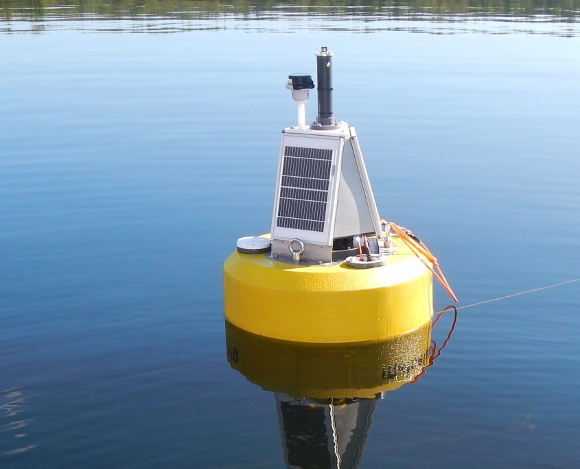 Remote Water Monitoring