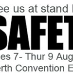 WA Safety Show Perth Convention Exhibition Centre 7 - 9 August 2012